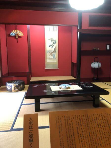 金沢西茶屋資料館